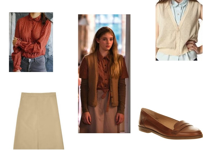 from start to finish this simple costume was a little over 40 the great part is that each piece can be added to your wardrobe for daily wear - Primrose Everdeen Halloween Costume