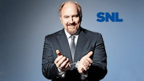 Louis C.K. to Host SNL for the 4thTime