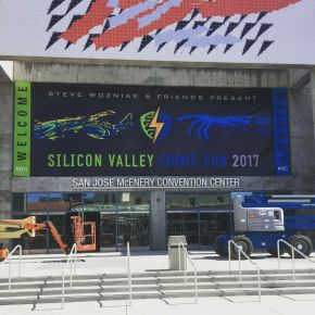 Do you want to go to Silicon Valley Comic Con? The answer is yes!