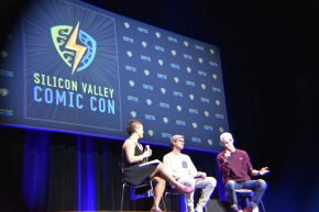 The Flash Panel at SVCC