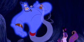 Could Will Smith be the voice of the Genie?