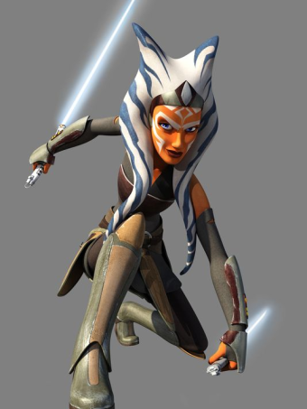 Ahsoka Tano - Google Source