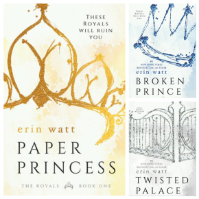 """TGON Reads: """"The Royals"""" by ErinWatt"""