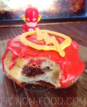 TGON Bakes: The Flash Cronuts