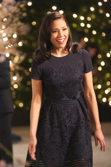 "BONES: Michaela Conlin in the ""The Final Chapter: The Day In the Life"" episode of BONES airing Tuesday, March 21 (9:01-10:00 PM ET/PT) on FOX. ©2017 Fox Broadcasting Co. Cr: Ray Mickshaw"