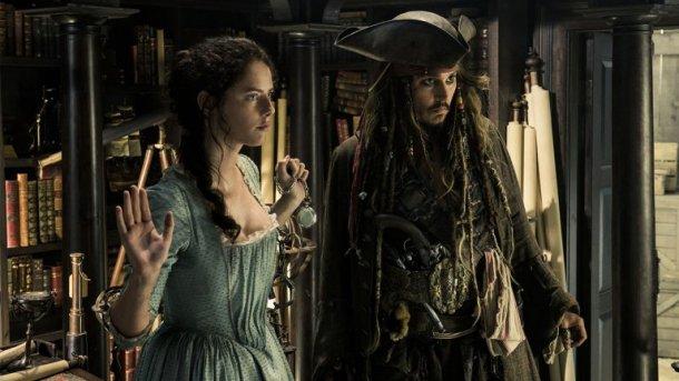 Jack and Carina