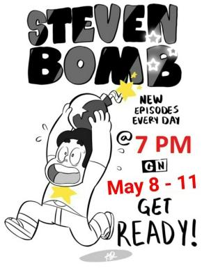 Steven Bomb 6!