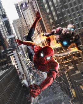 spider iron