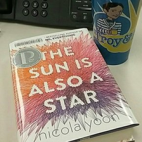 TGON Reads: The Sun is Also a Star