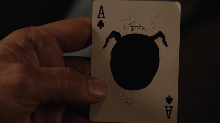 TP302 ace of spades w symbol