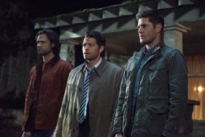 Supernatural Two Hour Finale Burns Everything to the Ground.