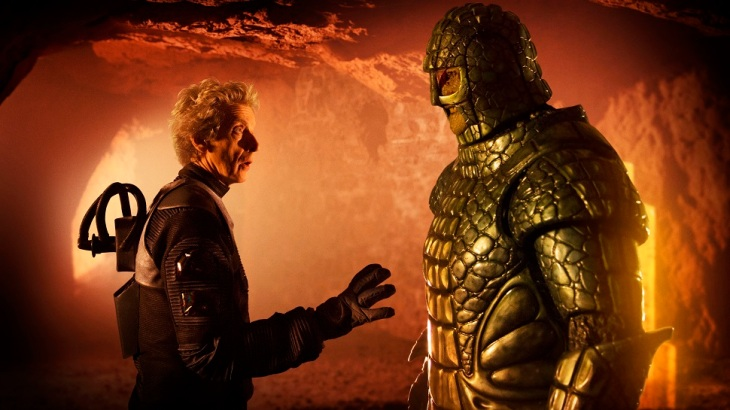 Doctor Who S10 Ep9 The Empress of Mars