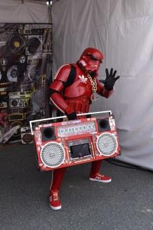 Hip Hop Trooper Photo Source: Shannon Parola