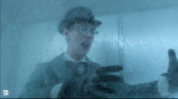 Frozen Riddle