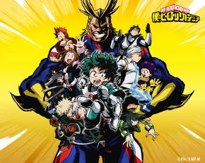 My Hero Academia: Season 1Recap