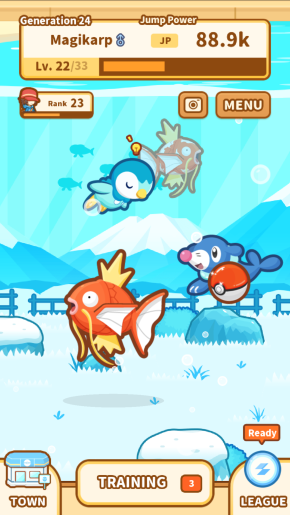 Pokémon: Magikarp Jump! Is the Mobile Phone Game You Need