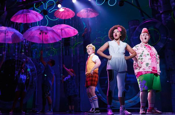 Spongebob Squarepants Musical Opening on Broadway December ...
