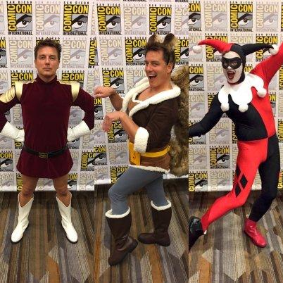 JB cosplays