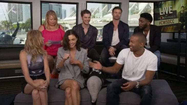 2017 SDCC The Originals