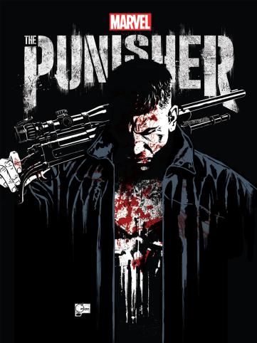 SDCC Punisher