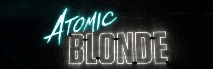 Atomic Blonde title
