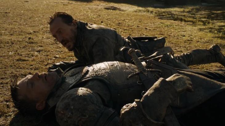 Jaime and Bronn
