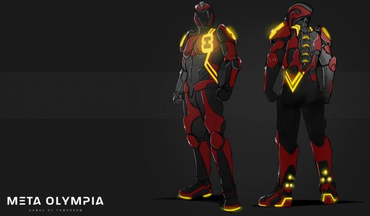 Meta Olympia - Jacques Pena