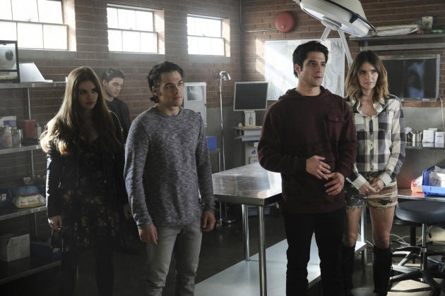 Teen Wolf Pack Rules via TV Fanatic