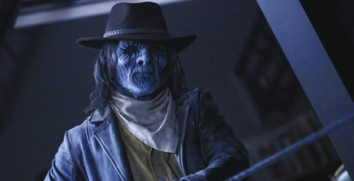 Teen Wolf 602 Ghost Rider Face via Hypable