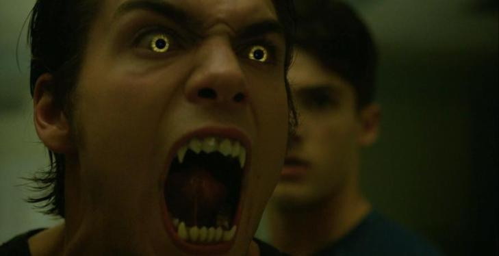 Teen Wolf Liam via Hypable