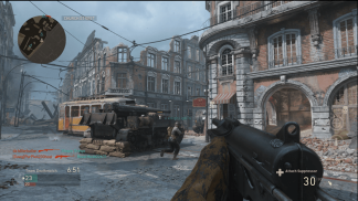 Map Of Aachen - Call Of Duty: WW2 Private Beta