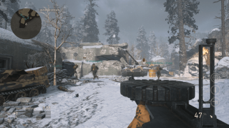Map Of Ardennes - Call Of Duty: WW2 Private Beta