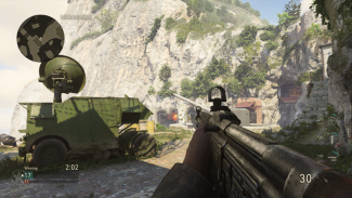 Map Of Gibraltar - Call Of Duty: WW2 Private Beta