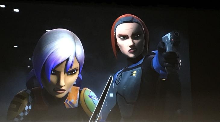 FanExpo - Star Wars Panel