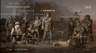 A New Look On The Lobbies - Call Of Duty: WW2 Beta