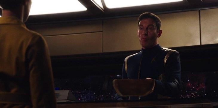 Star Trek Discovery via Agony Booth
