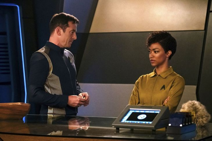Star Trek Discovery via CDN