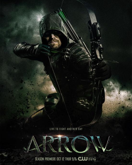 arrowseason6poster