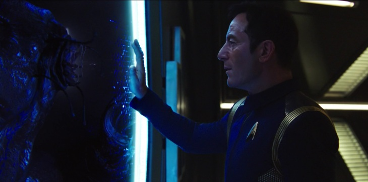Star Trek Discovery Episode 3 via SciFanatic