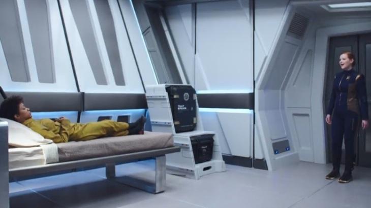 Star Trek Discovery via SciFanatic