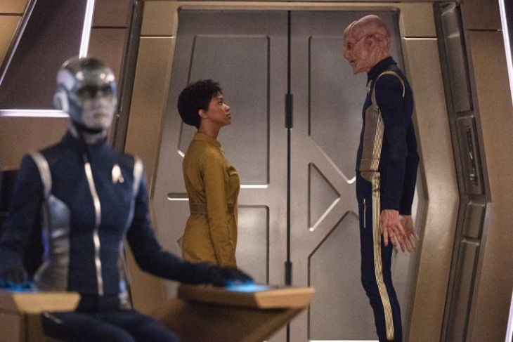 Star Trek Discovery via Digital Spy UK