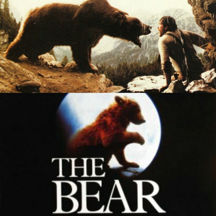 The bear movie