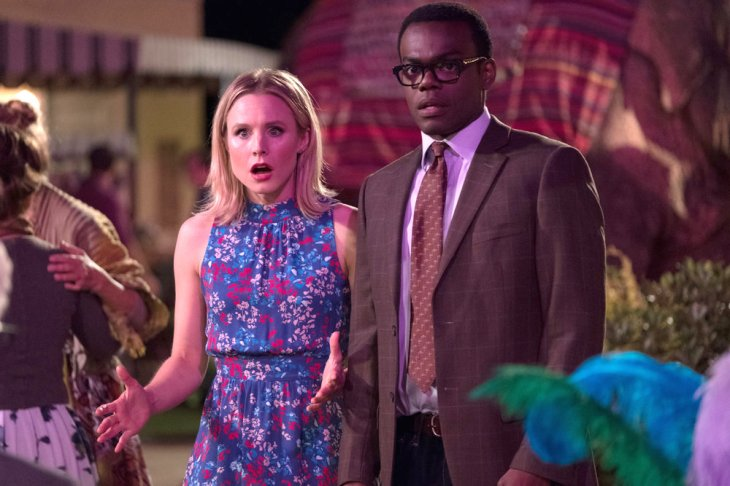 The Good Place, Season 2