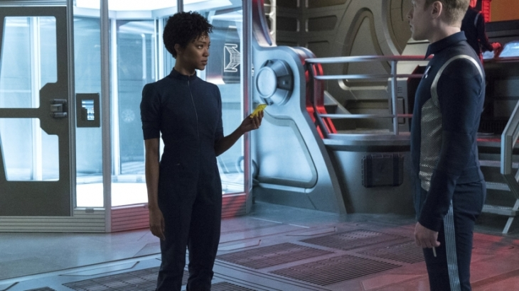 Star Trek Discovery Episode 3 via Den of Geek