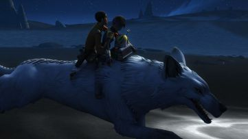 Star Wars Rebels - Disney/LucasFilm