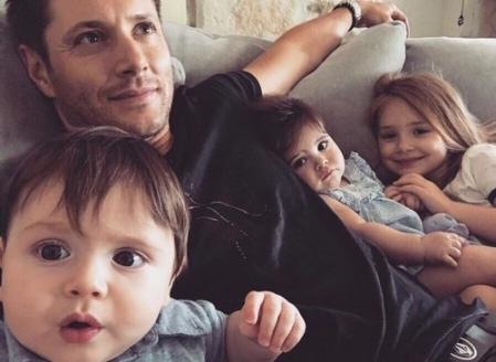 How Many Kids Does Jensen Ackles Have