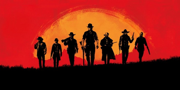 Read dead redemption 2 cover photo