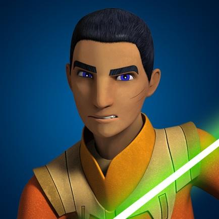 Ezra Bridger - DisneyXD/LucasFilm
