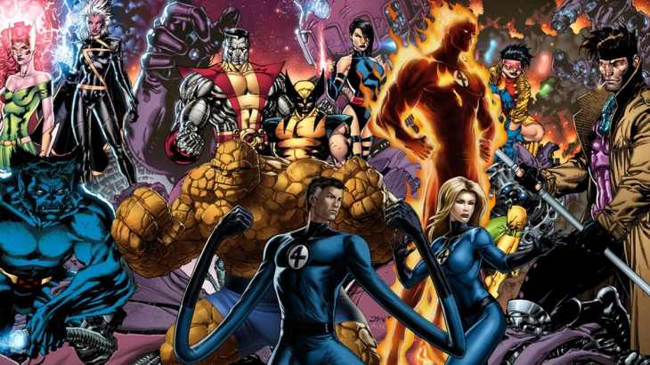Fantastic-Four X-Men Fox Deal