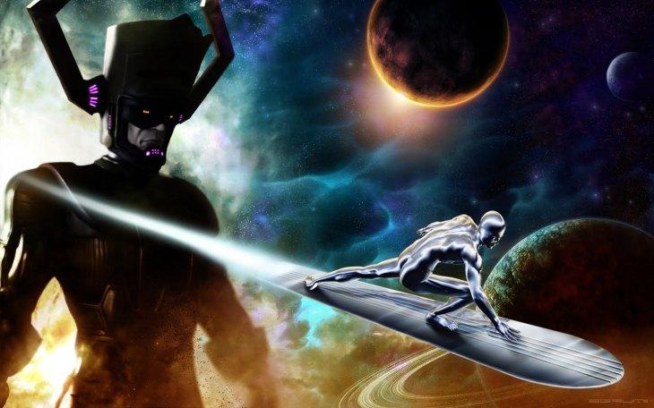 Galactus Silver Surfer Fox Deal